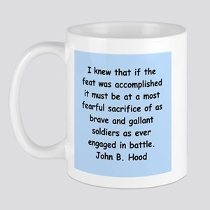 john hood quotes Mug