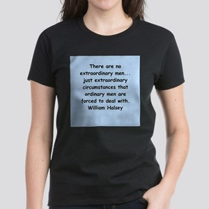 william bull halsey Women's Dark T-Shirt