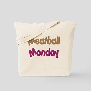 Meatball Monday Tote Bag