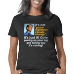 Al Gore climate change dk Women's Classic T-Shirt
