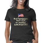 Real Immigrants Women's Classic T-Shirt