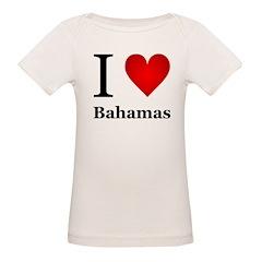 I Love Bahamas Tee