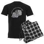 Pyjama homme / Men's Dark Pajamas