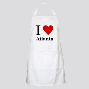 I Love Atlanta Apron
