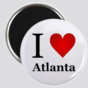 I Love Atlanta Magnet