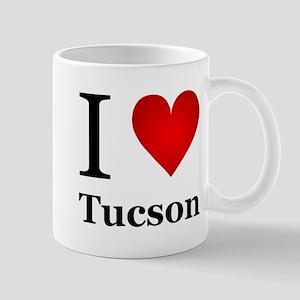 I Love Tucson Mug