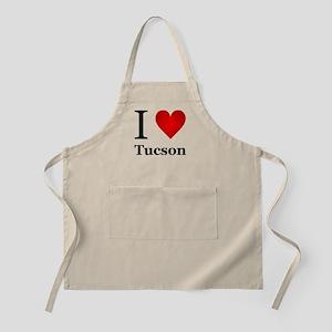 I Love Tucson Apron