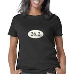 Marathon Runner 26.2 Women's Classic T-Shirt