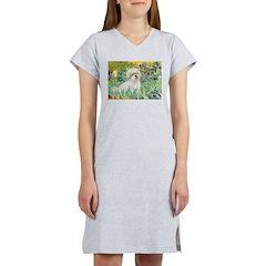 Irises / Coton Women's Nightshirt