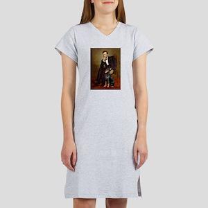 Lincoln's Doberman Women's Nightshirt