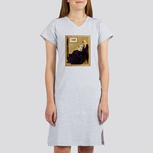 Whistlers / Fr Bull (f) Women's Nightshirt