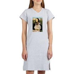 Mona / Gr Pyrenees Women's Nightshirt