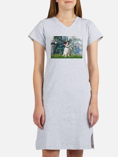 Lilies / JRT Women's Nightshirt