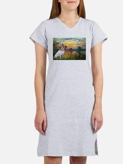 Sunset / JRT Women's Nightshirt