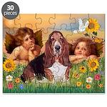 2 Angels & Basset Puzzle