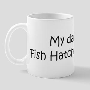 Daddy: Fish Hatchery Manager Mug