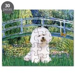 Bridge & Bichon Puzzle