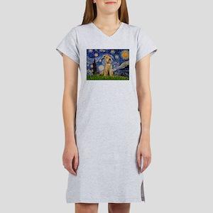 Starry Night Lakeland T. Women's Nightshirt