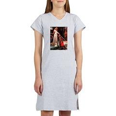 The Accolade & Lhasa Apso Women's Nightshirt