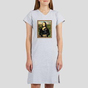 Mona / Min Pinscher Women's Nightshirt