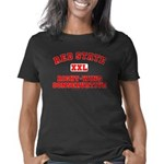 Red State right wing trsp Women's Classic T-Shirt