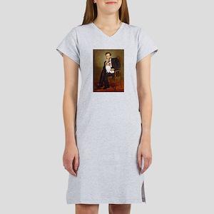 Lincoln's Papillon Women's Nightshirt