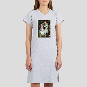 Ophelia's Schnauzer Women's Nightshirt