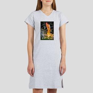 Fairies / G Schnauzer Women's Nightshirt