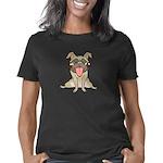 raaaPugblk Women's Classic T-Shirt
