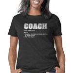coachfulldef_CPDark Women's Classic T-Shirt