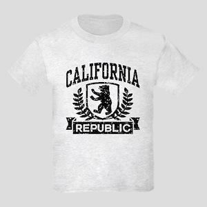 California Republic Kids Light T-Shirt