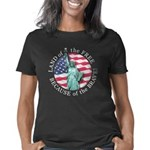 Land of the Free because t Women's Classic T-Shirt