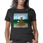 knots_lnt_fire_3d Women's Classic T-Shirt