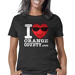 I LOVE ORANGE COUNTY Women's Classic T-Shirt