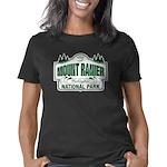Mount Ranier National Park Women's Classic T-Shirt