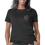 LogoNEWclasTransWHTFLT Women's Classic T-Shirt