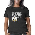 13x13_house_dark Women's Classic T-Shirt