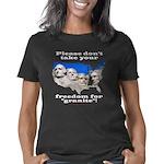 Freedom for granite 1 dk Women's Classic T-Shirt