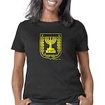 jerusalememblem2black Women's Classic T-Shirt
