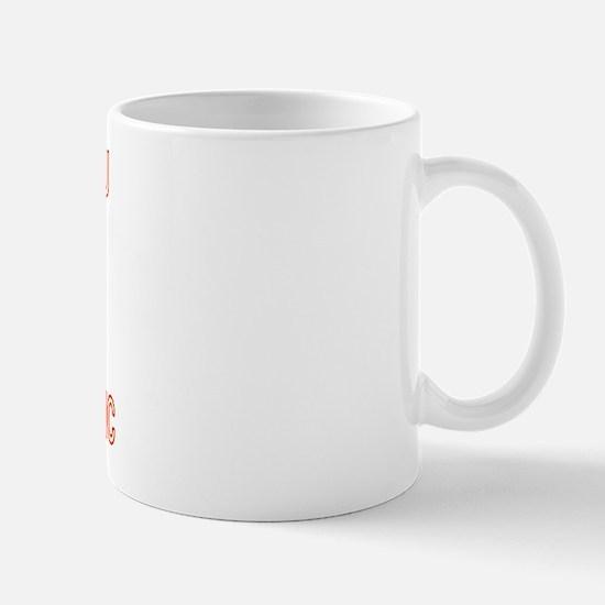 Dyslexic Melons Mug