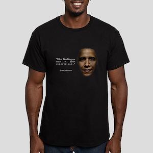 Washington Needs Adult Supervision, Obama, Men's F