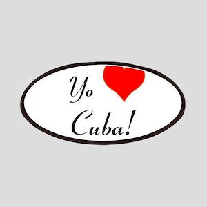 Yo Amo A Cuba! Patches