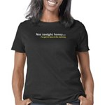 nottonightforblackb Women's Classic T-Shirt