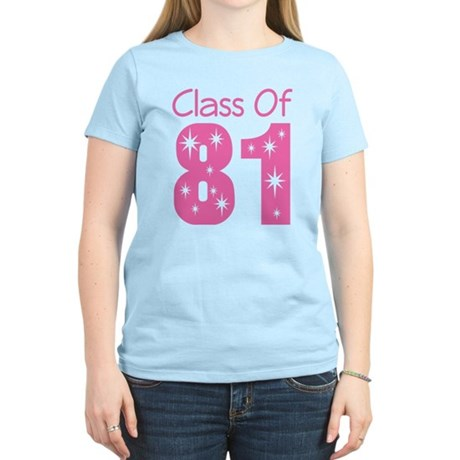 Class of 1981 Women's Light T-Shirt