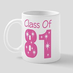 Class of 1981 Mug