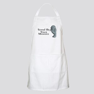 Stand By Your Manatee Apron