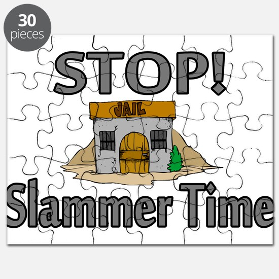 Stop Slammer Time Puzzle