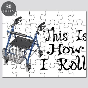 How I Roll Walker Puzzle