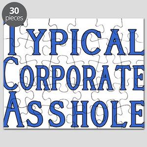 Corporate A Hole Puzzle