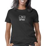 saveoften_mac_black Women's Classic T-Shirt